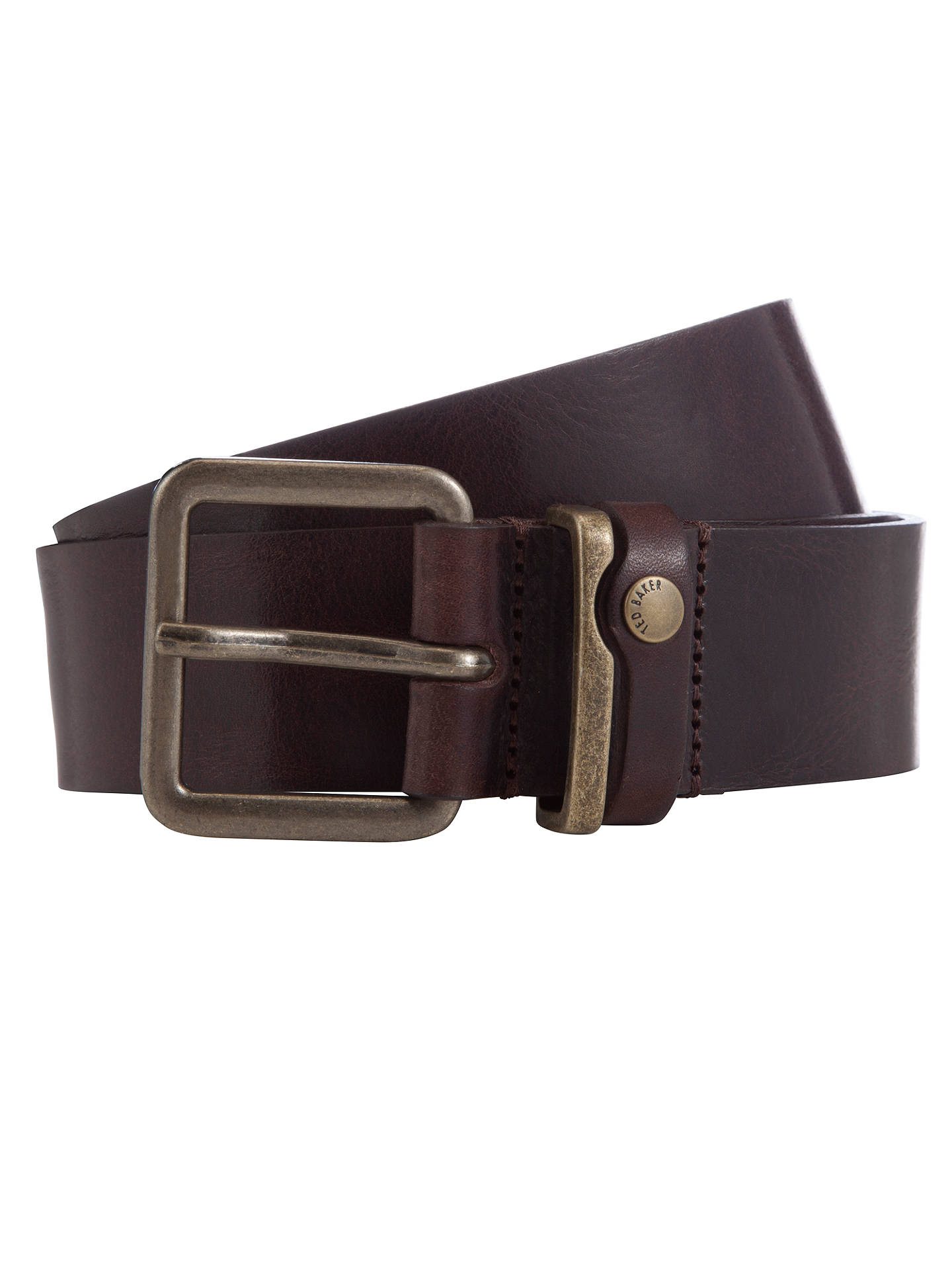 0709dd80557b7b Buy Ted Baker Katchup Leather Belt