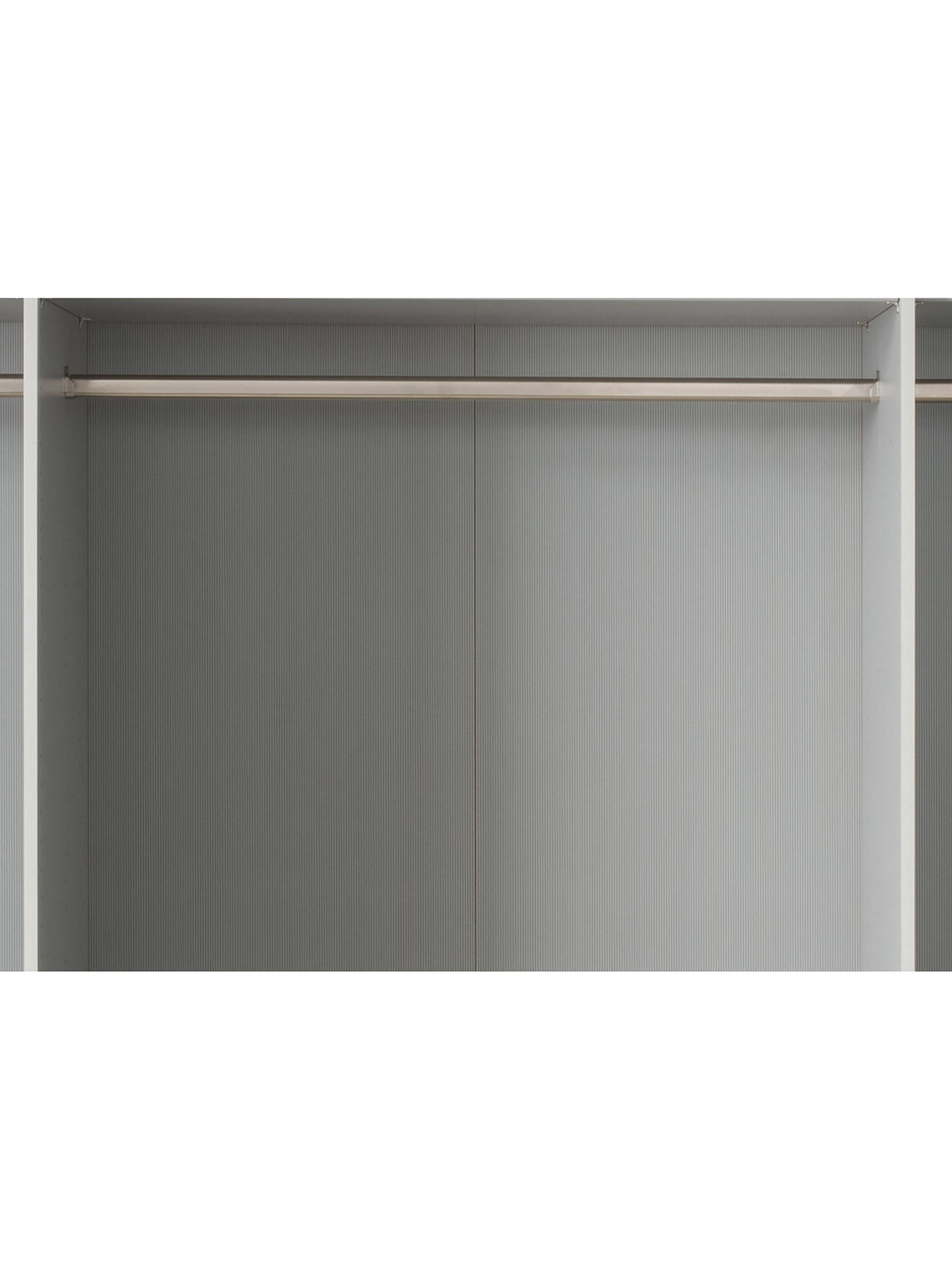 BuyJohn Lewis & Partners Hanging Rail for the Elstra Sliding Door Wardrobe, 72.2cm Online at johnlewis.com