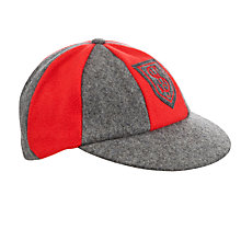 Buy Sacred Heart School, Wadhurst Boys' Cap, Grey/Red Online at johnlewis.com