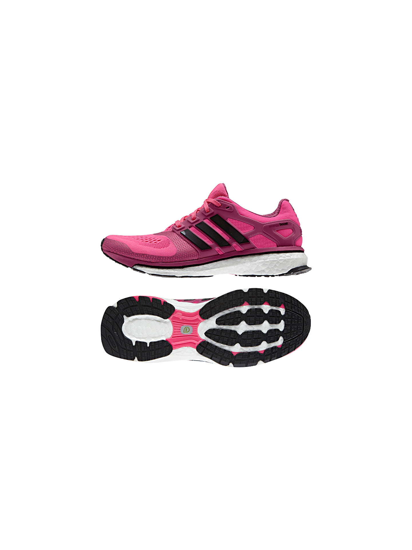 e87295457aff0 ... greece buyadidas energy boost 2 esm womens running shoes pink 4 online  at johnlewis. a2f27
