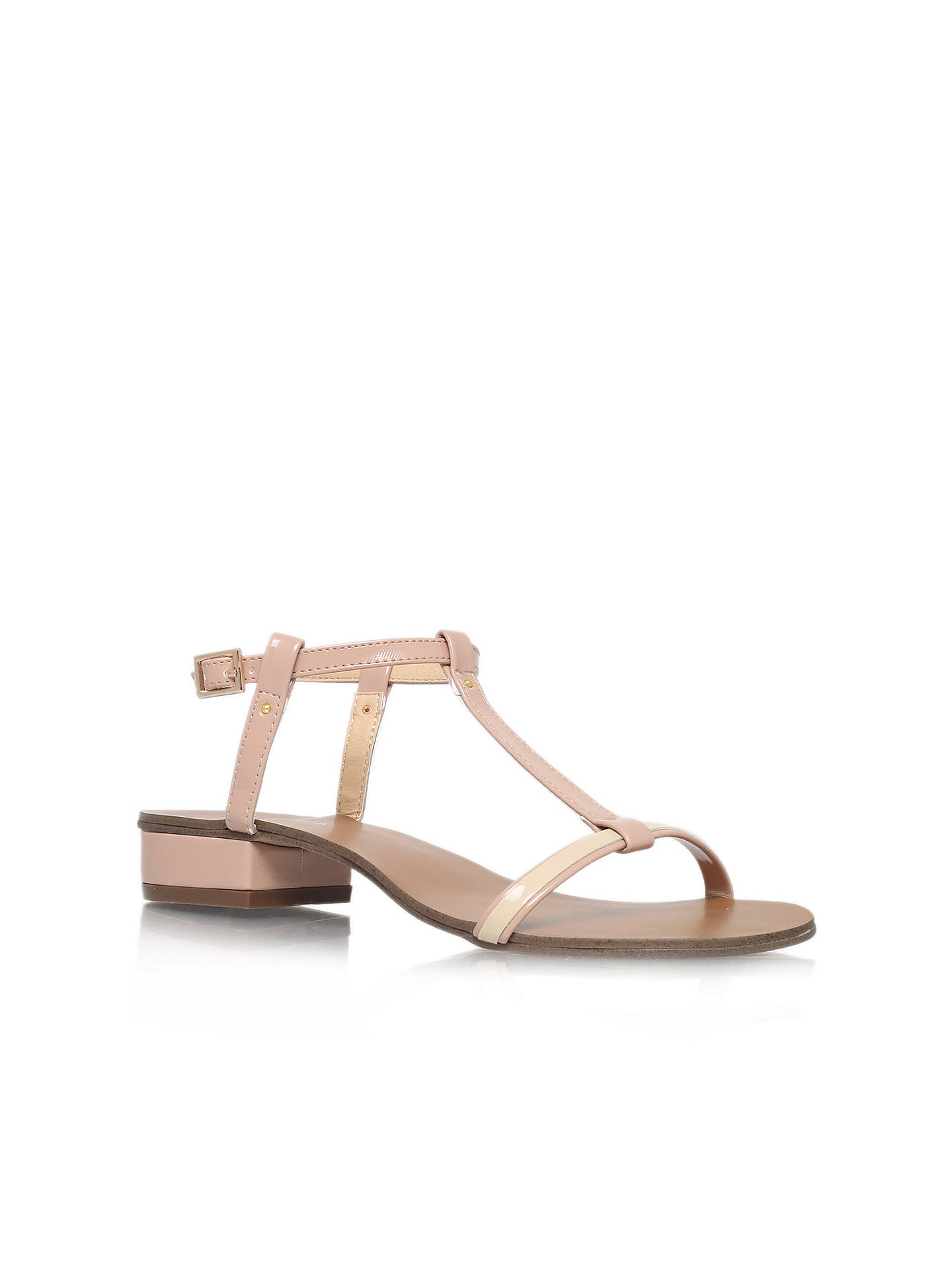 1970f757237 Carvela Bounty Flat Sandals at John Lewis   Partners