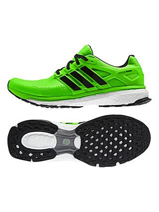 Adidas Energy Boost 2.0 ATR Men's Running Shoes, Green, 12 at John ...