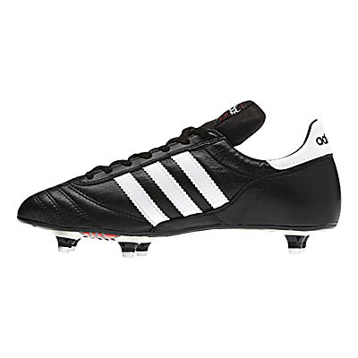 Adidas World Cup Mens Football Boots BlackWhite