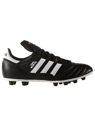 adidas Copa Mundial Samba Men's Football Boots, Black/White
