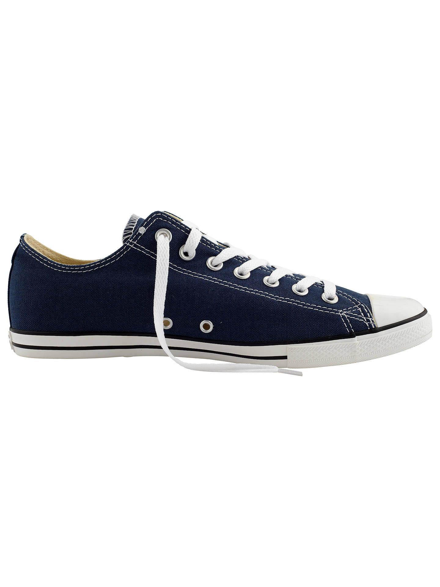 Converse Men's Chuck Taylor All Star Lean OX Trainers Navy