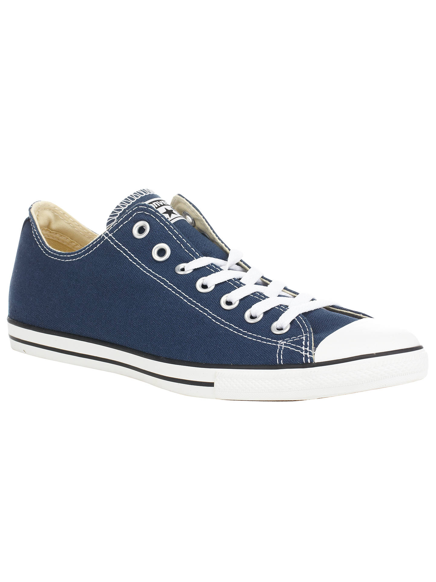 2c563f188752 Converse Lean All Star Ox Trainers at John Lewis   Partners