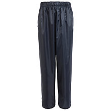Buy Waterproof School Sport Trousers, Navy Online at johnlewis.com