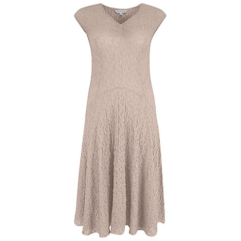 Buy Chesca Ruched V-Neckline Bubble Dress Online at johnlewis.com