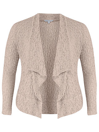 Buy Chesca Bubble Jacket, Beige, 12-14 Online at johnlewis.com