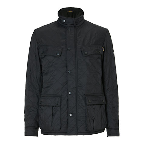 Buy Barbour International Ariel Polarquilt Quilted Jacket Online at johnlewis.com