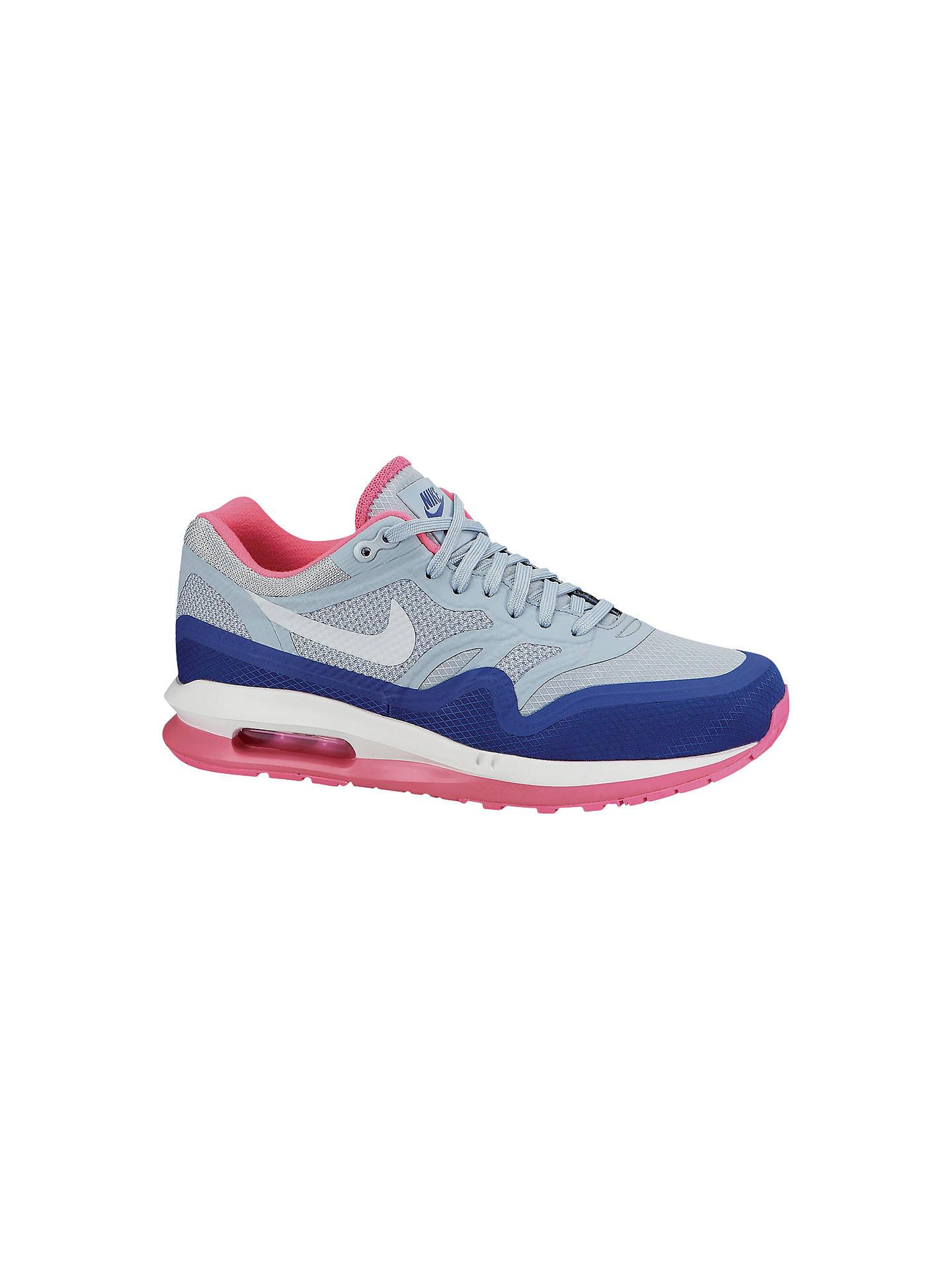 best website 2697b 80b55 Buy Nike Women s Air Max Lunar1 Trainers, Light Magnet Grey Hyper Pink, 3