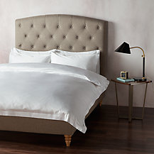 John Lewis 400 Thread Count Soft & Silky Egyptian Cotton Range