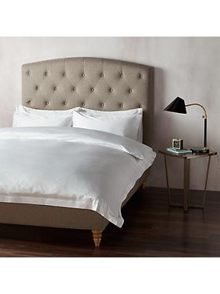 John Lewis & Partners 400 Thread Count Soft & Silky Egyptian Cotton Bedding