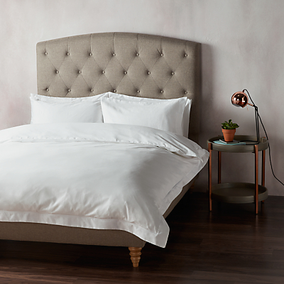 John Lewis 400 Thread Count Crisp & Fresh Egyptian Cotton Bedding