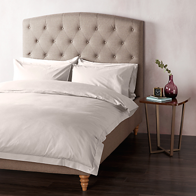 John Lewis 400 Thread Count Crisp & Fresh Egyptian Cotton Bedding