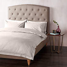Buy John Lewis 400 Thread Count Crisp & Fresh Egyptian Cotton Bedding Online at johnlewis.com