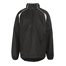 Buy Little Heath Upper School Rain Jacket, Black Online at johnlewis.com