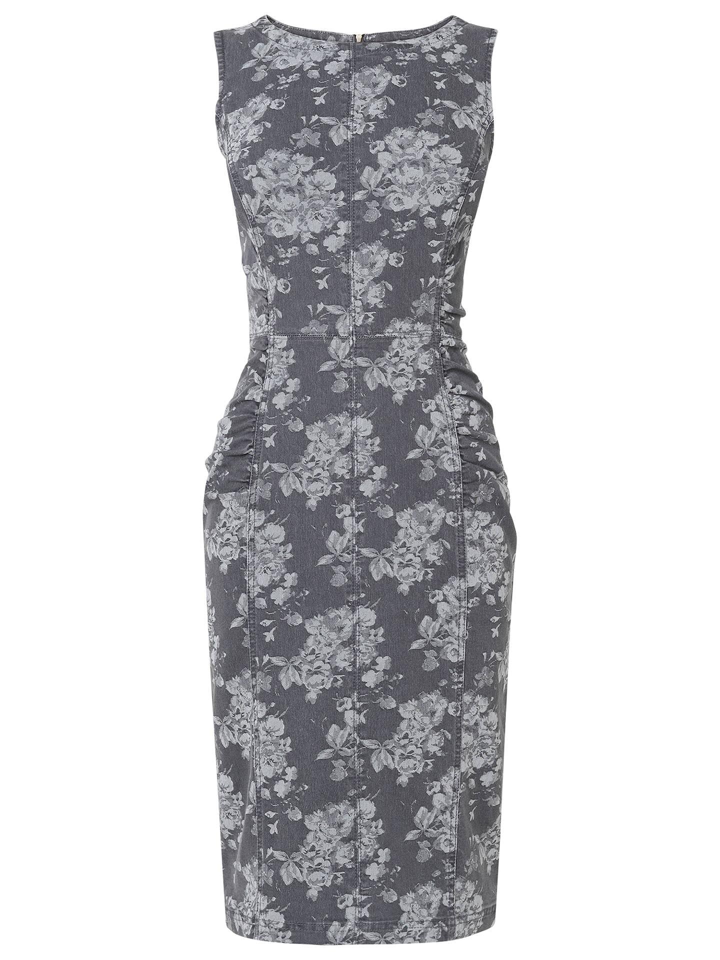 3c28f663ee6 Buy Phase Eight Lola Floral Denim Dress