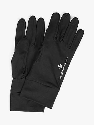 Buy Ronhill Classic Running Gloves, Black, S Online at johnlewis.com