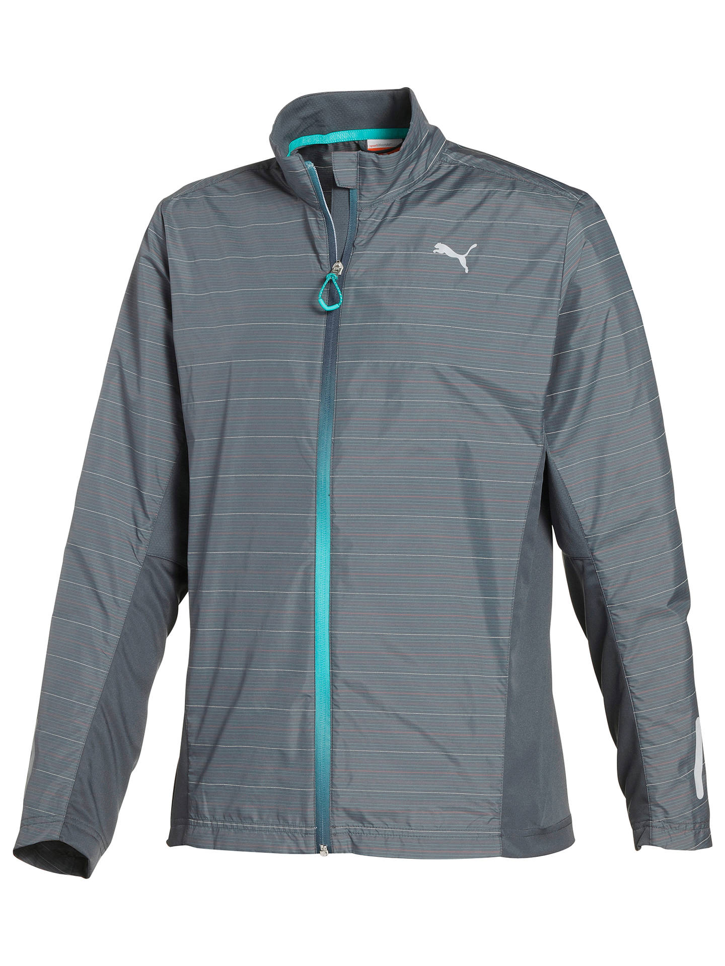 Puma NightCat Running Jacket at John Lewis   Partners 3fd9d9ab9