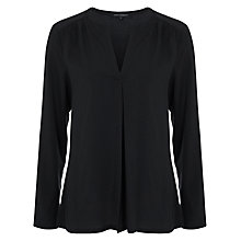 Buy French Connection Classic Polly Plains Shirt Online at johnlewis.com