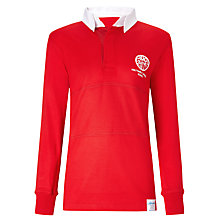Buy Holy Family Catholic School and Sixth Form Boys' Reversible Rugby Jersey, Red Online at johnlewis.com