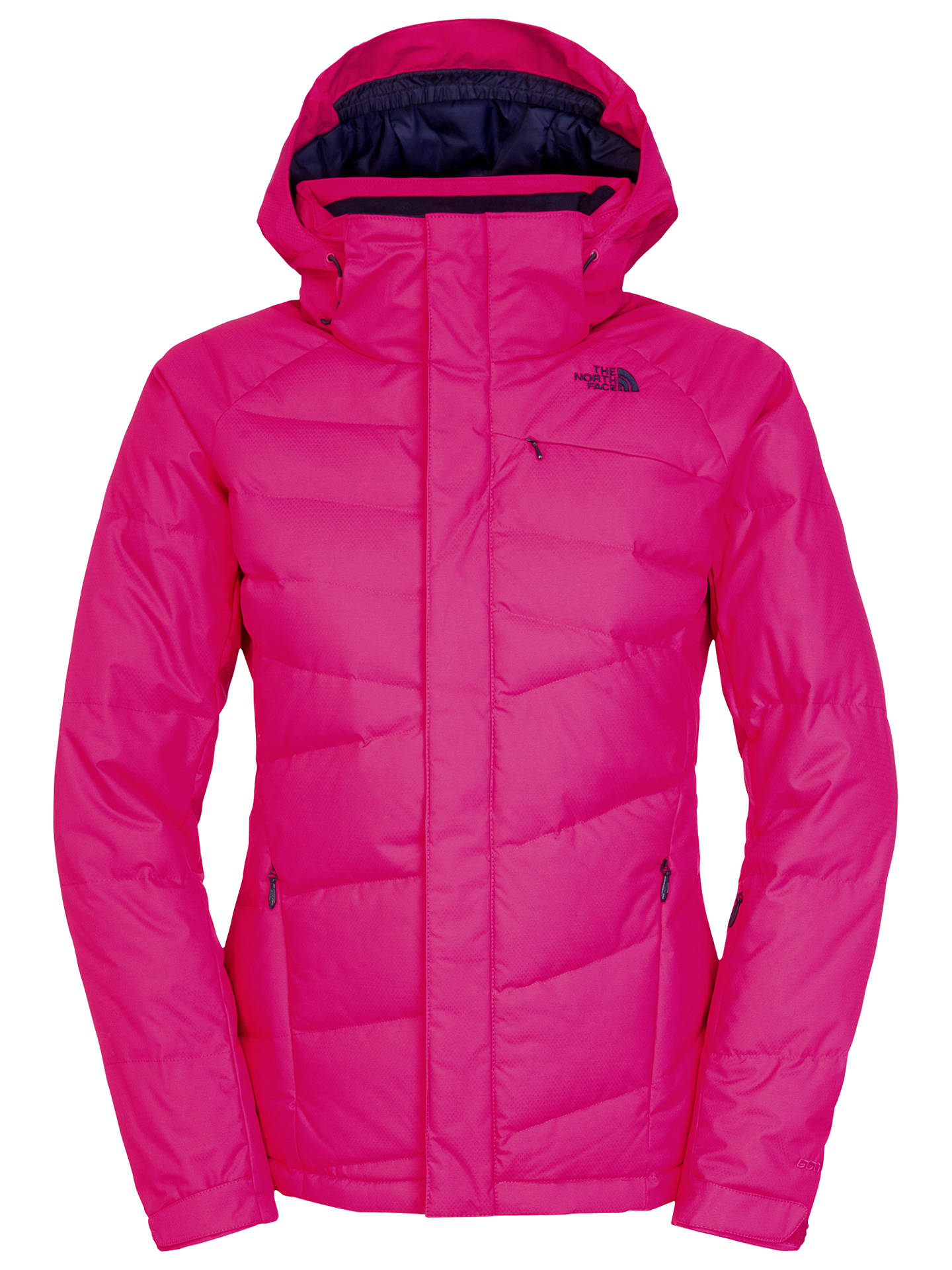 f5bf7b13e The North Face Heavenly Down Jacket, Pink at John Lewis & Partners