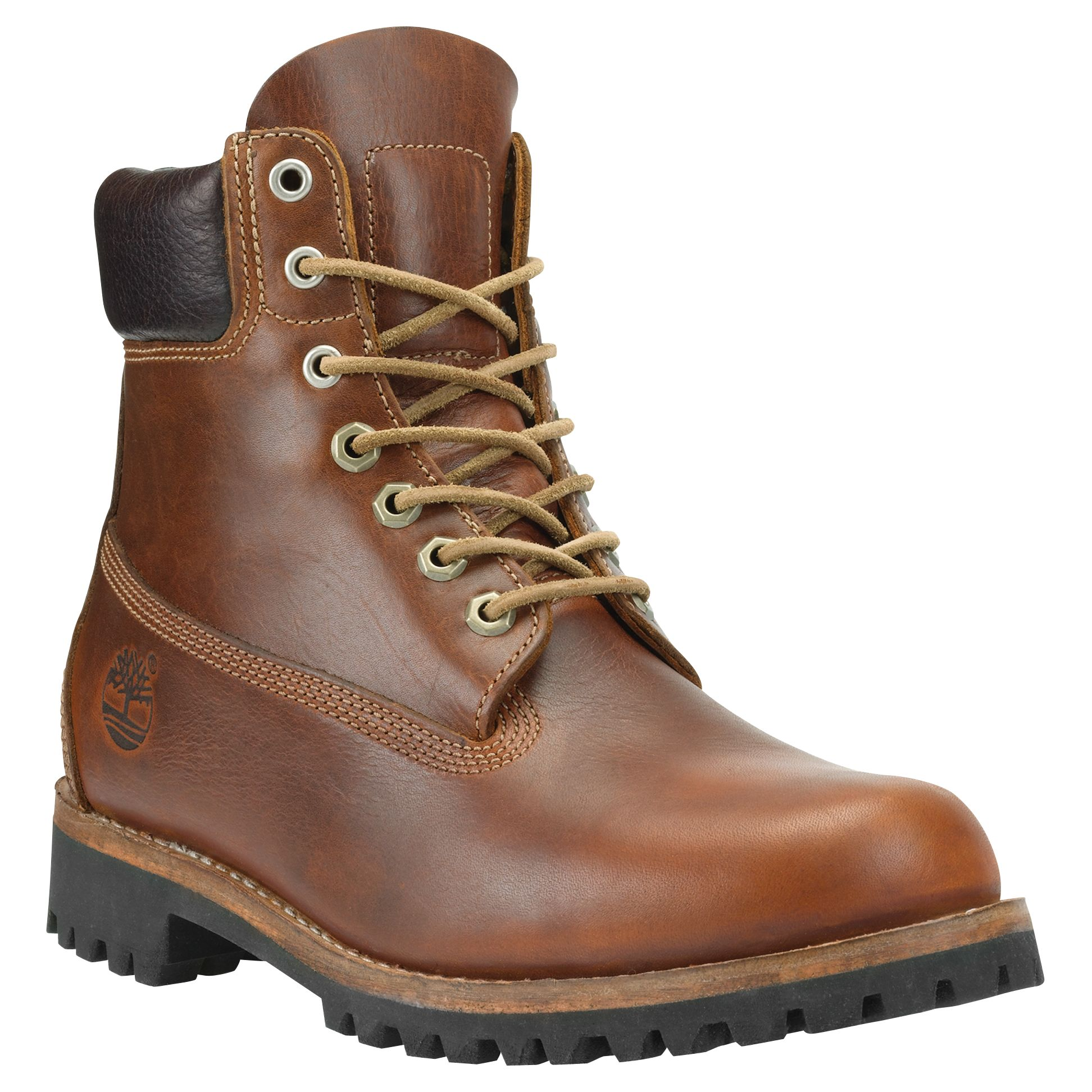 adbbdfa6833 Timberland Earthkeepers Heritage Boots, Glazed Ginger at John Lewis ...