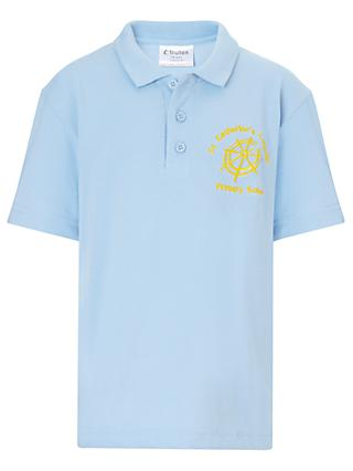 18a589e69f St Catherine s Catholic Primary School Polo Shirt