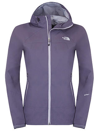 Buy The North Face Women's Stratos Hooded Jacket, Blue, S Online at johnlewis.com
