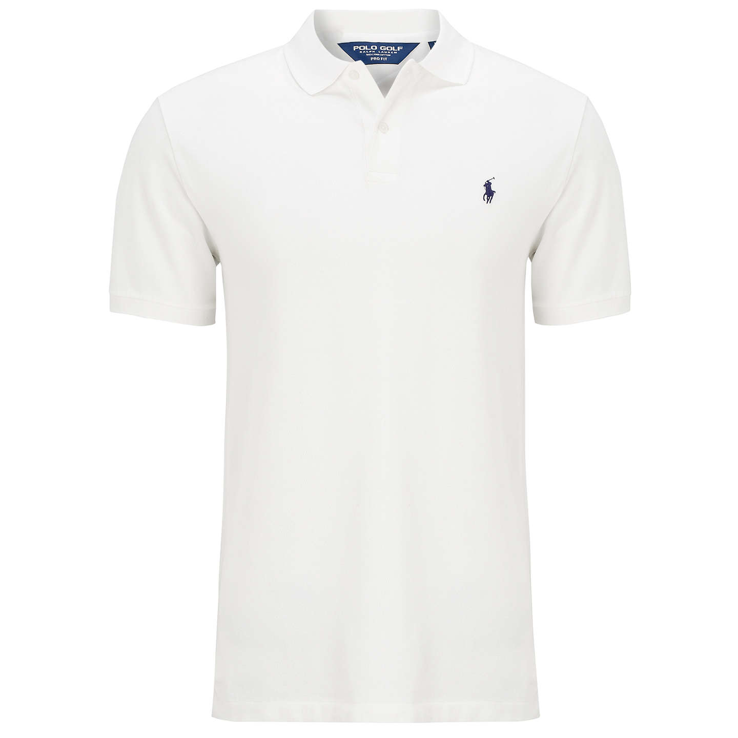 polo golf by ralph lauren pro fit polo shirt at john lewis. Black Bedroom Furniture Sets. Home Design Ideas
