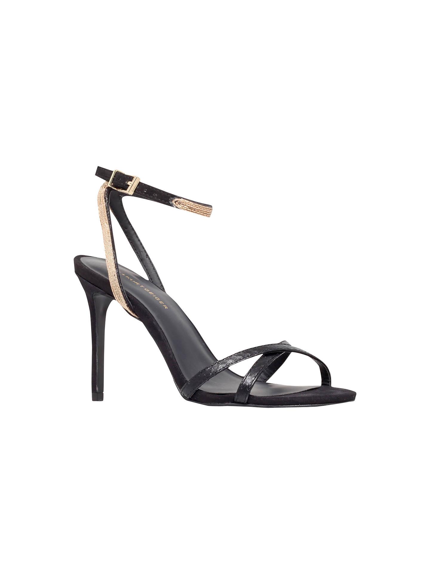 KG by Kurt Geiger Nutty Studded Block Heeled Sandals