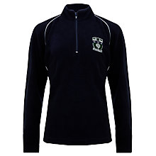 Buy Copthall School Girls' Fleece, Navy Online at johnlewis.com