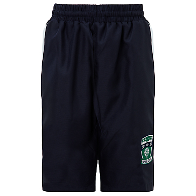 Product photo of Copthall school girls sports shorts navy