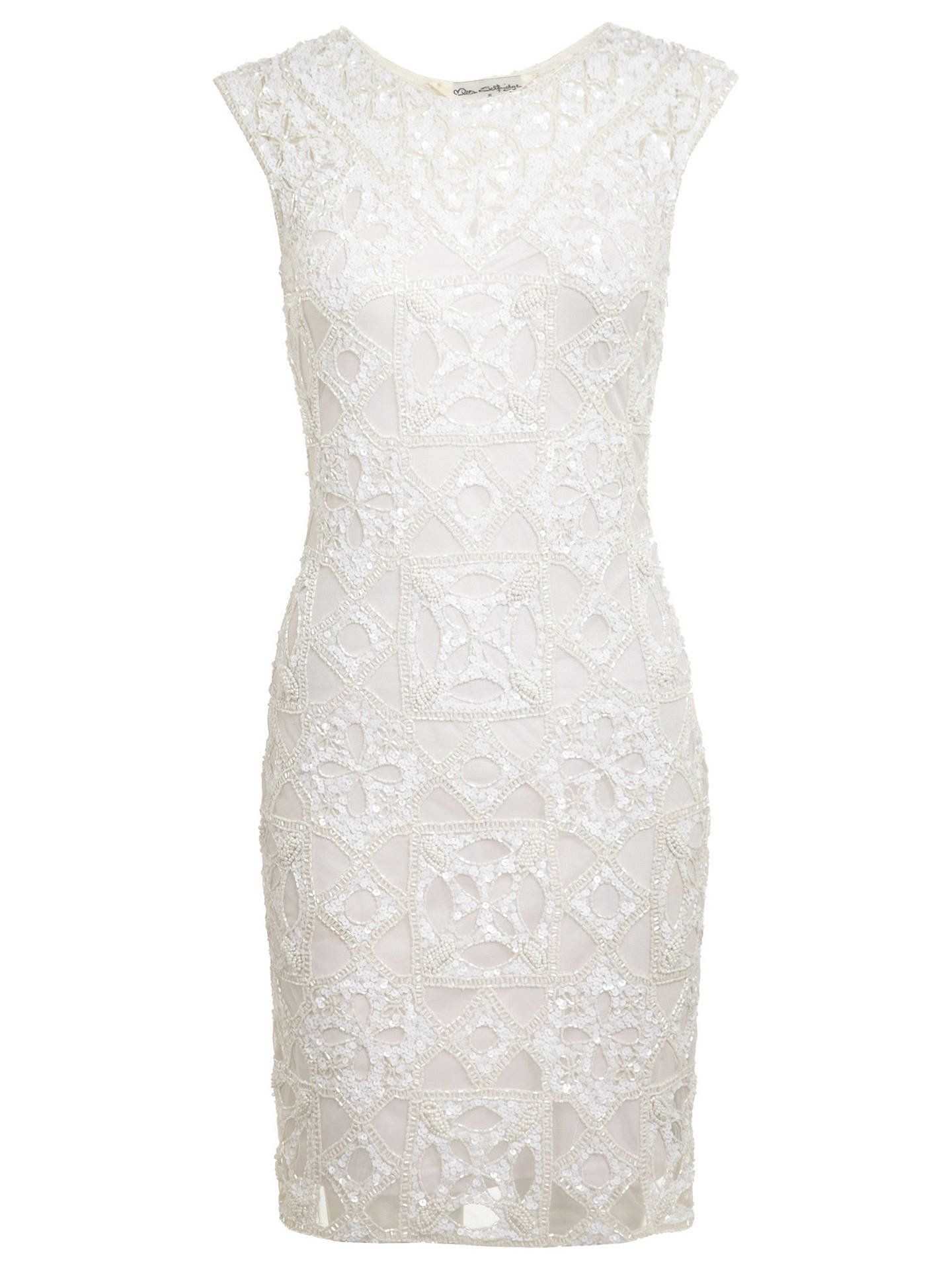 20b115c166 Buy Miss Selfridge Broderie Beaded Dress
