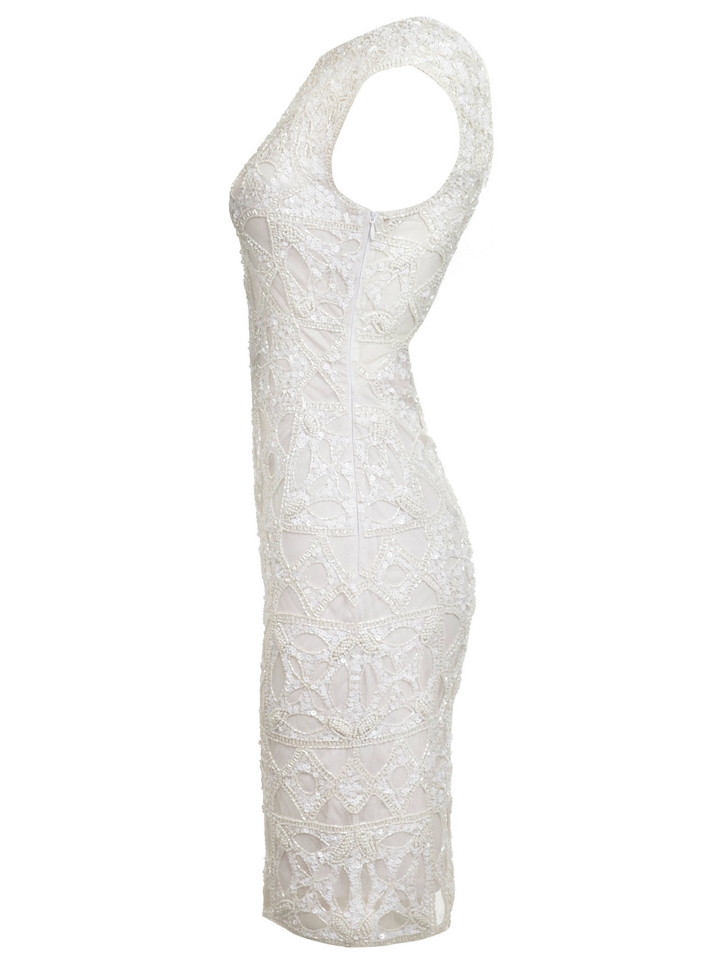 7edfc70397 ... Buy Miss Selfridge Broderie Beaded Dress
