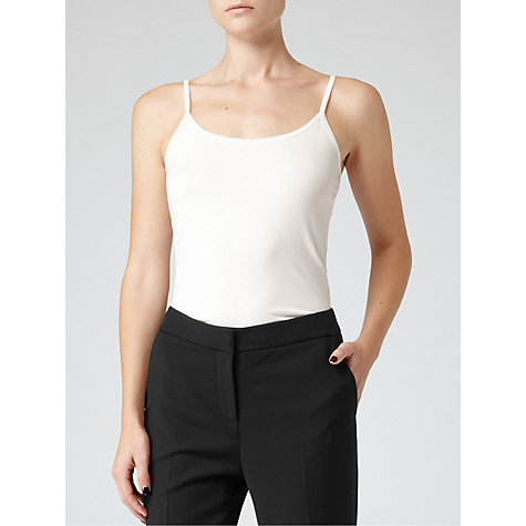 Buy Reiss Camellia Cami Top Online at johnlewis.com