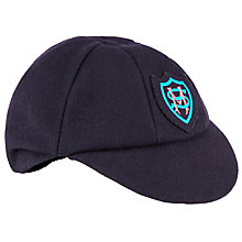Buy St Martin's School Boys' Cap, Navy Online at johnlewis.com