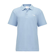 Buy Portland Place School Polo Shirt, Sky Blue Online at johnlewis.com