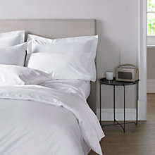 Buy Jigsaw Cashmere Blend Bedding, Chalk Online at johnlewis.com