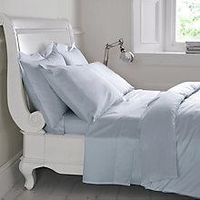 Buy Jigsaw Cashmere Blend Bedding, Sea Foam Online at johnlewis.com