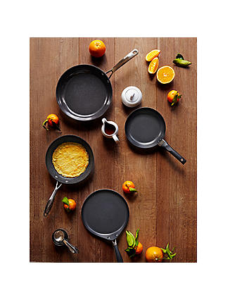 Buy Eaziglide Neverstick2 Non-Stick Open Frying Pan, 20cm Online at johnlewis.com