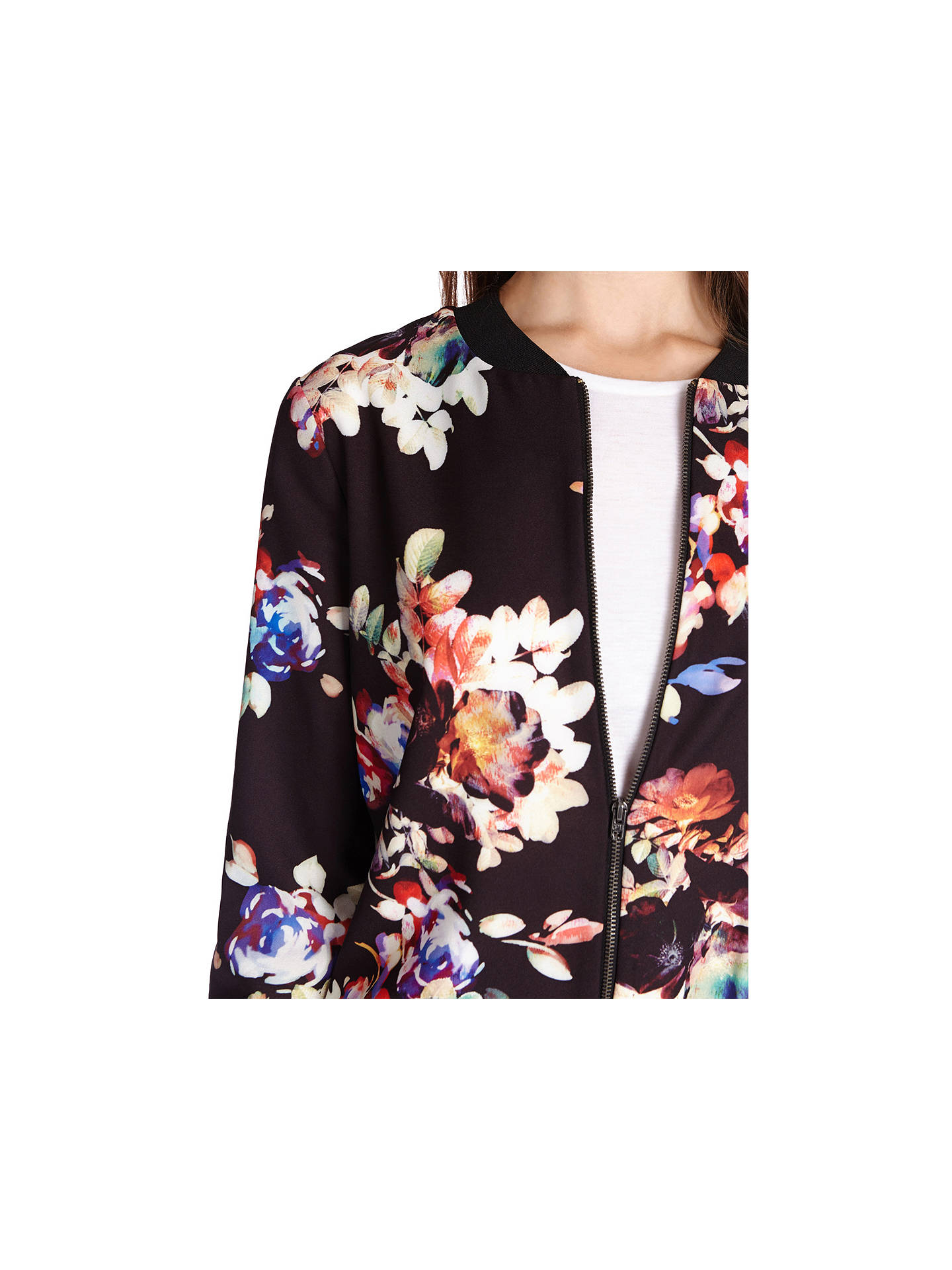 Daftar Harga Violet Floral Blazer Termurah 2018 Menamp039s Double Breasted Trench Coats Black Warehouse Patterned Printed Bomber Jacket Pattern At Buywarehouse 6 Online