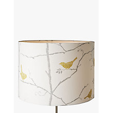 Buy Sanderson Dawn Chorus Cylindrical Shade Online at johnlewis.com