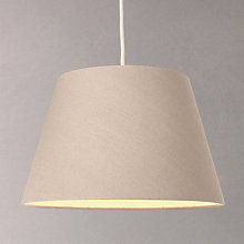 Buy John Lewis Chrissie Tapered Lampshade Online at johnlewis.com