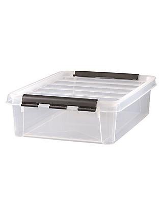 SmartStore by Orthex Classic 14 Plastic Storage Box (8L)