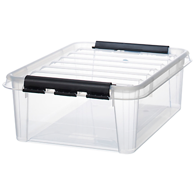 SmartStore by Orthex Classic 24 Plastic Storage Box (21L)