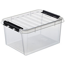 Buy SmartStore by Orthex Classic 31 Storage Box (32L) Online at johnlewis.com