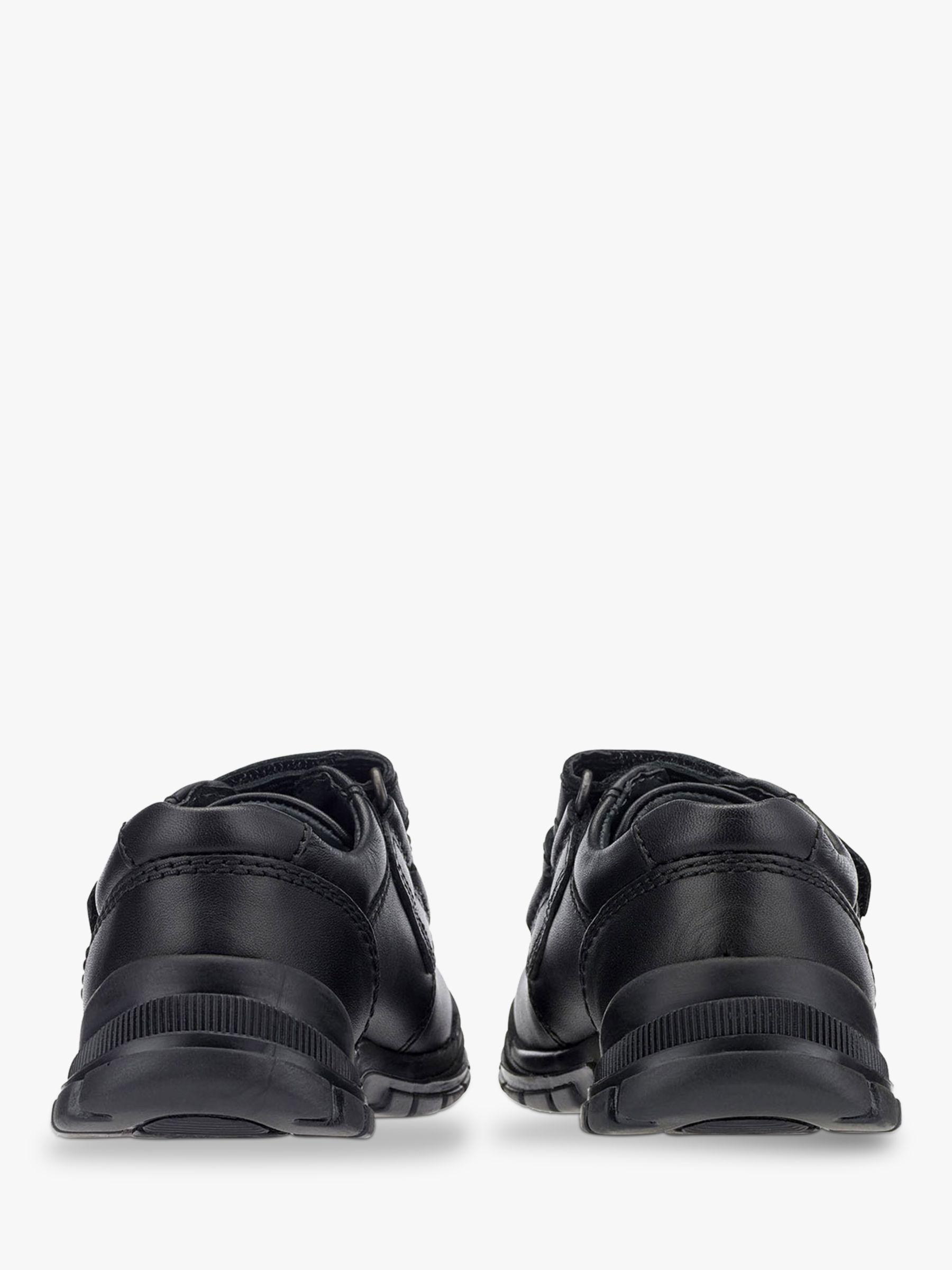 Start-Rite Start-rite Children's Engineer Riptape Shoes, Black