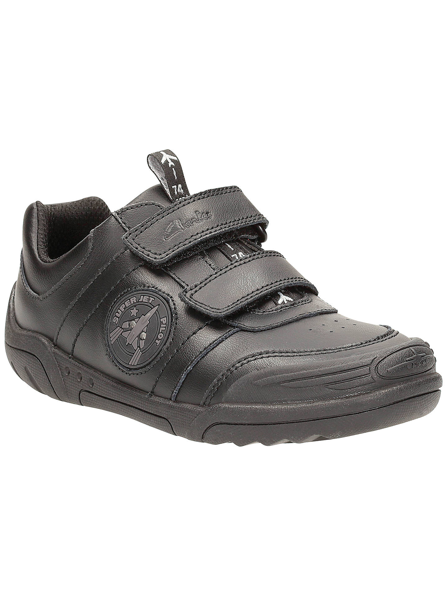eb3e136a32ed Buy Clarks Children s Wing Smart School Shoes